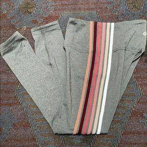 NWOT Lulu 7/8 tights